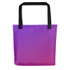 Xantiago Sunset Dusk Purple Tote bag