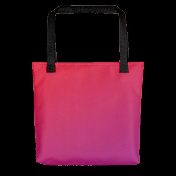 Xantiago Sunset Dusk Purple Tote bag