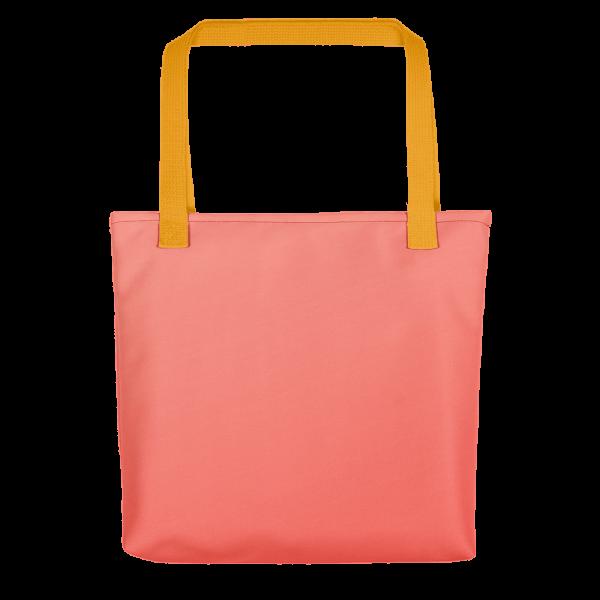 Sunset Peachy Women's Tote Bag | Xantiago