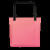 Xantiago Sunset Night Pink Women's Tote Bag