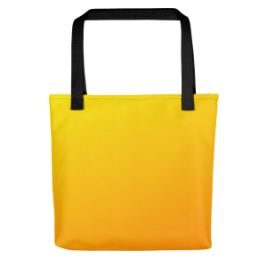 Sunset Twelve Hundred Hours Yellow Tote Bag