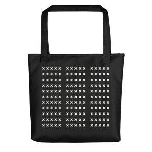 Xantiago Special Black Tote bag