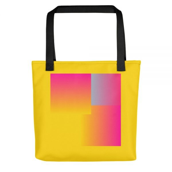 MAKO Yellow Tote Bag | Xantiago