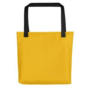 ONLY Yellow Tote bag