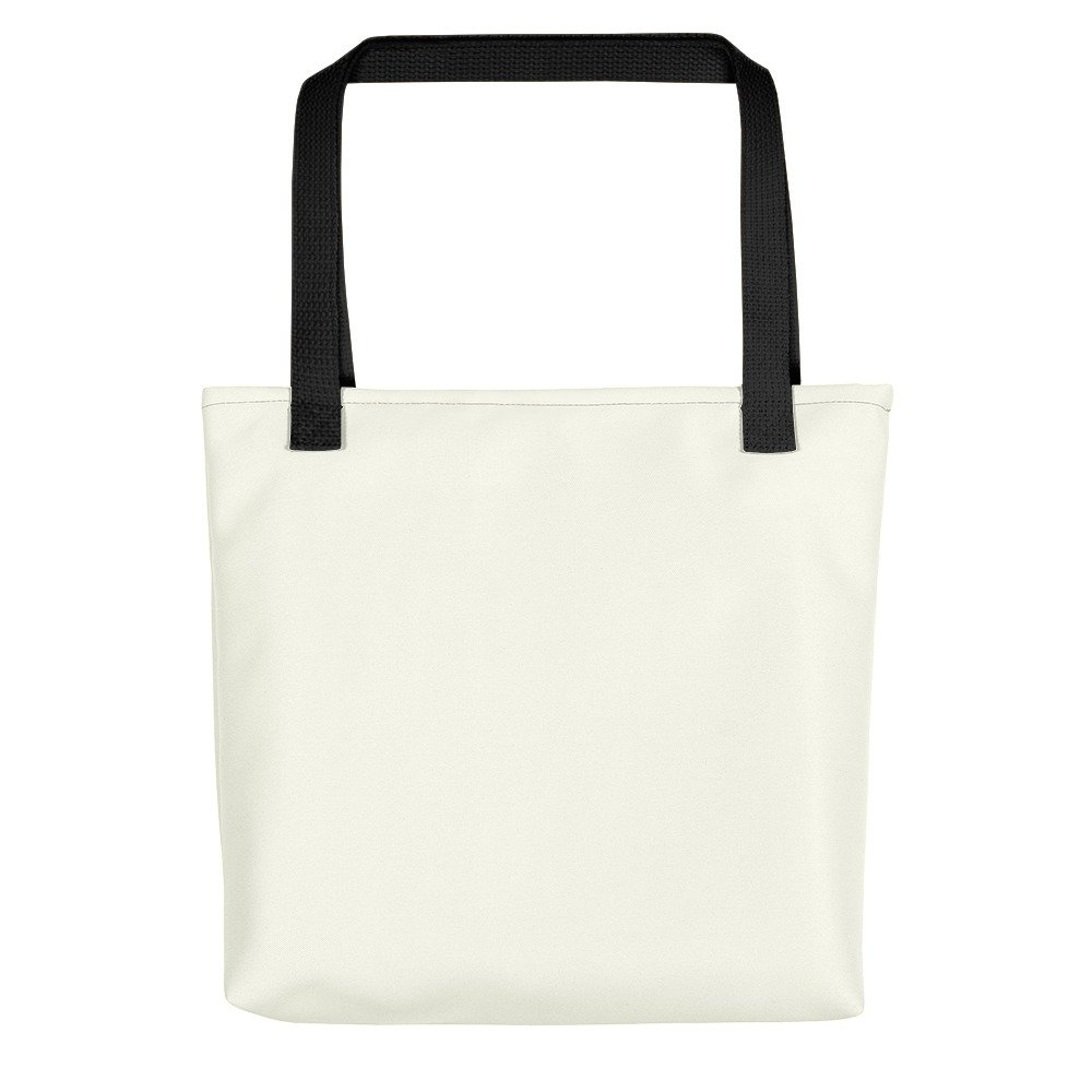 Only Off White Tote Bag