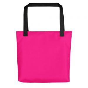 ONLY Magenta Tote bag