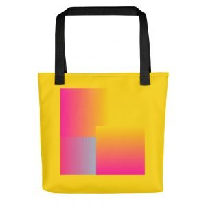 MAKO Yellow Tote bag