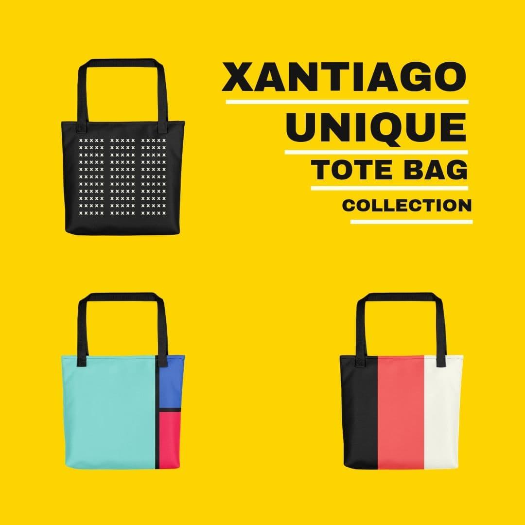 Xantiago Unique Tote Bags
