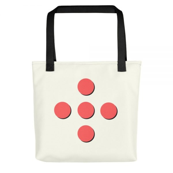 The Space Off White Tote bag.