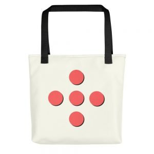 The Space Off White Tote bag