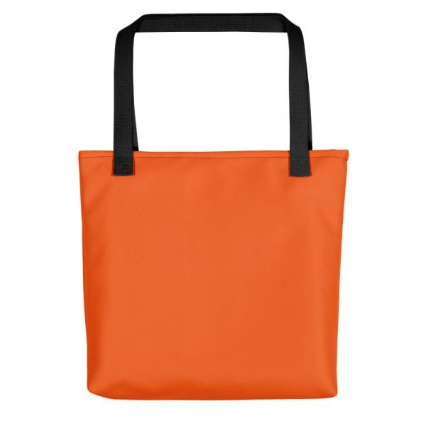 ONLY Orange Tote Bag | Colorful Tote Bags | Xantiago