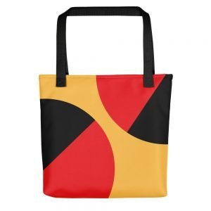 The Balance Yellow Tote bag